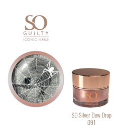 SO SILVER DEW DROP (SPIDERGEL) 091