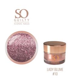 LTD Pink Ribbon #10 Lady Blume