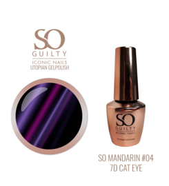 SO MANDARIN #04 - 7D CAT EYE