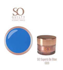 SO SUPERB BE BLUE 009