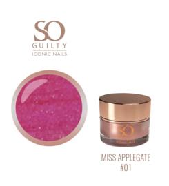 LTD Pink Ribbon #01 Miss Applegate