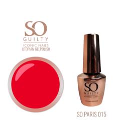 SO PARIS 015 - UTOPIAN GELPOLISH