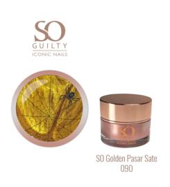 SO GOLDEN PASAR SATE (SPIDERGEL) 090