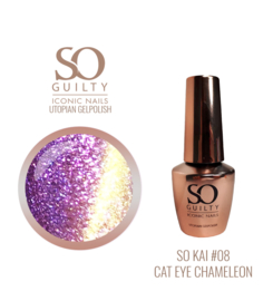 SO KAI #08 - CHAMELEON CAT EYE