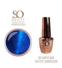 SO CARYS #09 - CHAMELEON CAT EYE