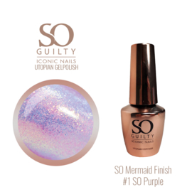 SO MERMAID FINISH - TOP