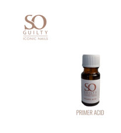 SO GUILTY - PRIMER ACID