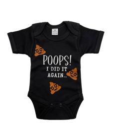Romper | Poops | Baby |