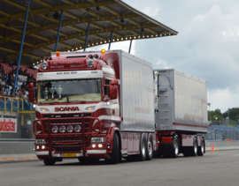 Truckstar | Mooiste truck van Nederland 2016