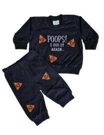 Pyjama | Poops | Kleurkeuze