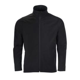 Softshell jacket | Heren | Zwart | Opdruk keuze