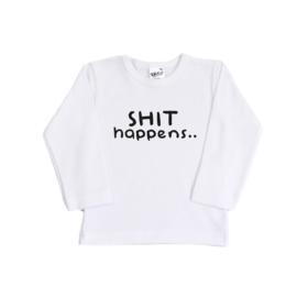Shirt | Kids | Shit happens