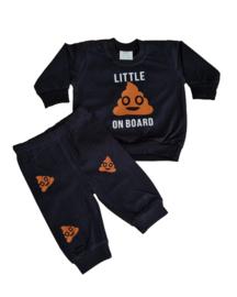 Pyjama | Little Poop | Kleurkeuze