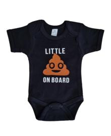 Romper | Little Poop | Baby |