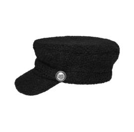 Teddy cap black
