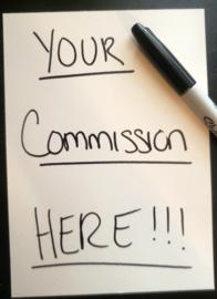 Custom Commission (5x7)