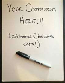 Custom Commission (9x12)