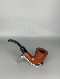 Sir Del Nobile Smooth Brown Pipe