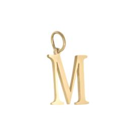 Bedel letter M