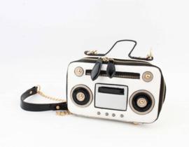 Crossbody tas radio