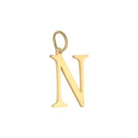 Bedel letter N