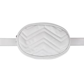 Belt purse Grey