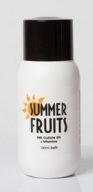 Cuticle Oil + Vitamins - Summer Fruits - Refill