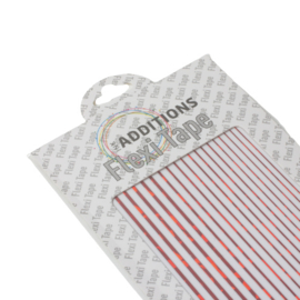 Flexi Tape – Straight – Red Holo