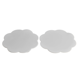 Silicone Pads (for mixing) - 2 stuks