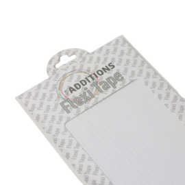 Flexi Tape – Straight – White