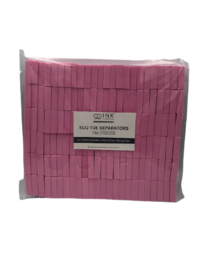 Toe Separators – Light Pink (144 Stuks)