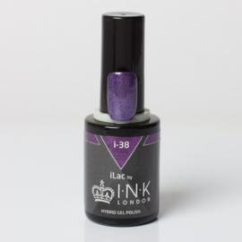iLac i-38 Purple Glitter