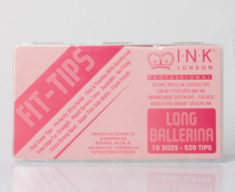 Fit-Tips BOX - Long Ballerina