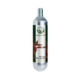 95 gram CO2 fles voor Colombo CO2 advance  set
