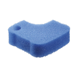 Filterschuim 20 ppi blauw biomaster (thermo)