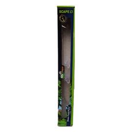 HS aqua glazen voerplaat + buis 35 cm