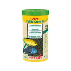 Sera cichlid green XL nature