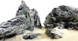 Seiryu stenen (per kilo)