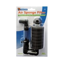 Superfish air sponge filter