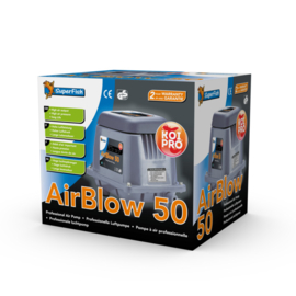 Superfish Air blow