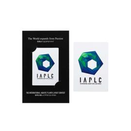IAPLC supporters item logo sticker