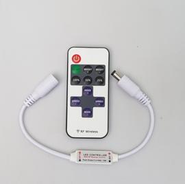 LED controller mini remote