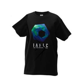 IAPLC supporters item T-shirt zwart