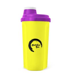 Shaker Matcha Tea neon geel