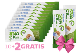 Matcha-kokosreep 10+2 gratis!