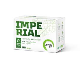 Bio matcha IMPERIAL / 25 zakjes van 2gr. (50 gr. matcha)