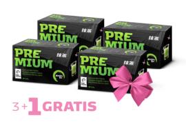 Bio Matcha Premium 3+1 gratis