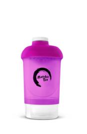 Shaker Matcha Tea roze