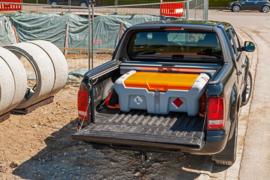 CEMO 210 Liter Pick-up Line Mobiele tank (Inclusief deksel)