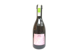 La Jara Frizzante Rosato - 37,5 cl - bio - vegan